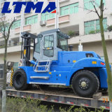 Ltmaの新しい15t頑丈なディーゼル大きいフォークリフト