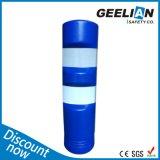 colonna di ormeggio di plastica di parcheggio dell'alberino flessibile riflettente della molla di 72cm