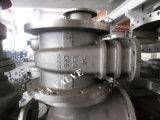 L'acier de moulage a bridé soupape à vanne flexible de Kitz de cale
