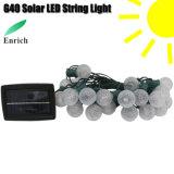 動力を与えられるG40 LEDの球根の太陽の屋外LEDストリングライト