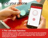 Presentar los regalos experiencia en la creación Premium creativa y de regalo Tracker de Bluetooth para teléfono móvil