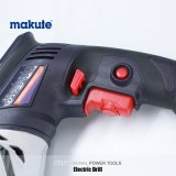 Furadeira Elétrica Makute 10mm com ferramentas de perfuração