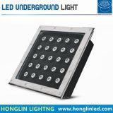 정연한 LED 27X1w IP65는 220V LED 램프 지하 빛을 방수 처리한다