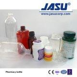 Botella plástica automática que hace la máquina, maquinaria del plástico del animal doméstico