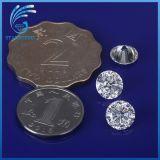 2cts 둥근 화려한 9개 심혼 및 1개의 꽃 커트 실험실은 보석을%s Moissanite 다이아몬드를 만들었다
