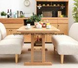 Твердый деревянный обеденный стол (M-X2658)