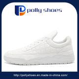 späteste lederne Form-weiße beiläufige Schuhe Wholesale für Frauen