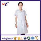 Белый больницы скрабс форму кислоты устойчив хирургических защитные Labcoat