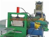 Rodillo de la escala de la bandeja de cable que forma el sistema de gestión de la máquina en los UAE