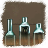 Pintura UV da base da primeira demão dos produtos vidreiros de vidro