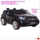 Jungen und Mädchen mögen elektrisches Spielzeug-Auto