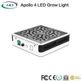 Diseño clásico, el Apolo 4 LEDS de luz para crecer las hierbas y flores