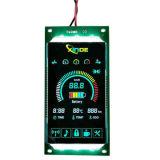백색 역광선을%s 가진 alphanumeric 관례 VA LCD 디스플레이
