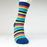 Kundenspezifische Socken-Fertigung-Mann-Socken - lustige Kleid-Socke für Frau