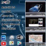 Android 6.0 GPS Navigation System for Lexus Is300t Is350 2014-2017 Video etc Interface