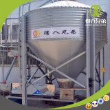 Schwein-Bauernhof-Zufuhr-Silo mit in der Selbstführenzeile für Verkauf