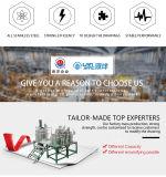 Máquina de emulsión sanitaria inoxidable de Guangzhou Lanyan para la mezcla de los cosméticos