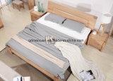 Festes hölzernes Bett-moderne doppelte Betten (M-X2277)