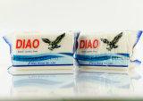 138g Diao blanchissant de marque et le commerce de gros pour les vêtements parfumé savon de lessive