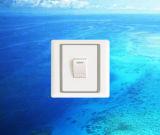 Schalter und Einfaßung (CZ-001/002)