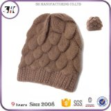 Sombrero de acrílico largo del invierno del Knit de la gorrita tejida de la corrección de encargo