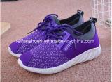 De nouvelles chaussures de sport Hotsale femmes exécutant les chaussures de sport usine (GL1216-16)