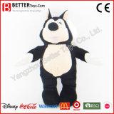 Custom animal en peluche jouet en peluche doux Wolf Doll pour les enfants