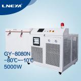 - 80~ Ijskast GY-8080n van de Graad van -10 de Industriële Cryogene