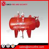 消火活動の泡タンクのための縦の火の泡のぼうこうタンク