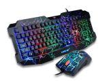 Комплект мыши клавиатуры разыгрыша компьютера USB комбинированный