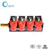 Einspritzdüse-Schiene V4 des LPG-Brennstoffsystem-4cylinder
