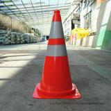 ヨーロッパの優秀な安全750mmニースデザイントラフィックの円錐形