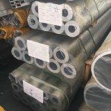Aleación de metales diferentes 6005, 6061, 6063 el tubo de aleación de aluminio para la estructura, la decoración