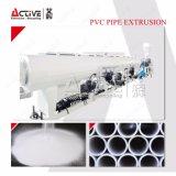 Cadena de producción del tubo del PVC del estirador del conducto eléctrico