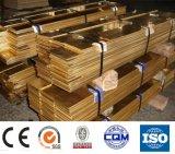 Hpb59 Plaque en laiton pour une utilisation industrielle