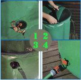 재생된 주문 PVC 접히는 비 물 저장 배럴