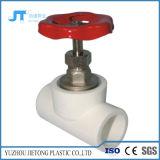 Pleine forme de tuyaux de PPR en plomberie femelle du raccord de tuyau coudé 90° avec le siège