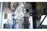 Las aves de corral automáticas introducen la cadena de producción de la pelotilla, máquina del alimento de animal doméstico/máquina del alimento de perro