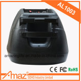 Altavoz ligero de la carretilla del altavoz de Bluetooth con la batería y las ruedas