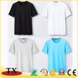 T-shirt 100% de personnalisation de coton de prix usine