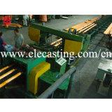 黄銅のための小さい連続鋳造機械
