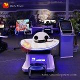 ゲームのシミュレーターのバーチャルリアリティ装置のXtreme Vr 9dのバーチャルリアリティのVrのスライド