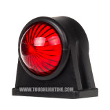 Truck Trailers를 위한 12V/24V Red LED Signal Side Marker Light