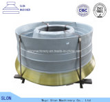 Het hoge Staal Terex van het Mangaan 1300 Delen van de Maalmachine van de Kegel