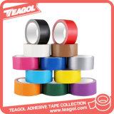 アートペーパーの赤い布テープ、布の粘着テープ