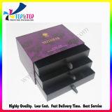 Preço de fábrica hot stamping gaveta de papel impresso Logotipo Caixa de oferta