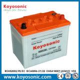 Preiswerteste 80d26L 12V 70ah trocknen belastete Selbstbatterie-Autobatterie-Fahrzeug-Batterie