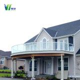 Seguridad claras 10.76mm vidrio laminado escalera con CE / ISO9001 / CCC