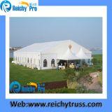 Большой шатер с алюминиевой структурой и крышкой PVC
