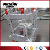 Stadiums-Binder-Verbinder NENNWERT beleuchtet Zubehör-quadratischen Aluminiumkasten